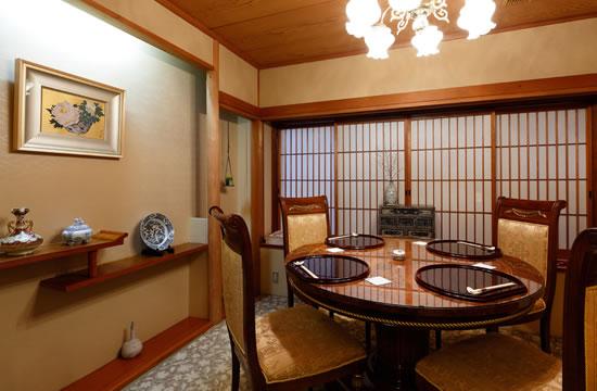 福岡博多会席・懐石の刺身料理